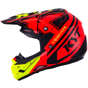Cross Over - Ktime Red/Yellow Fluo