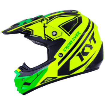 Cross Over - Ktime Yellow/Green Fluo