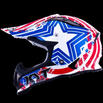 Strike Eagle - Patriot Blue-Red