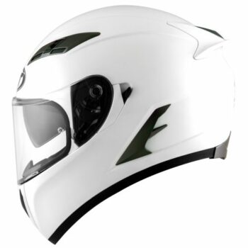 Falcon 2 - Plain Pearl White